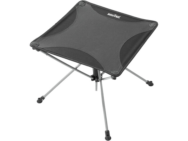 Brunner Bttrfly NG Camping Table grey/black